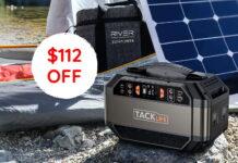 299Wh TACKLIFE solar generator-min