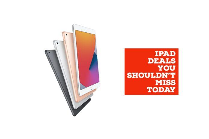 8th Gen iPad Deals