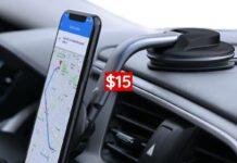 AUKEY Car Phone Mount 360
