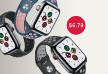 AdMaster Compatible with Apple Watch Bands 38mm 40mm 42mm 44mm