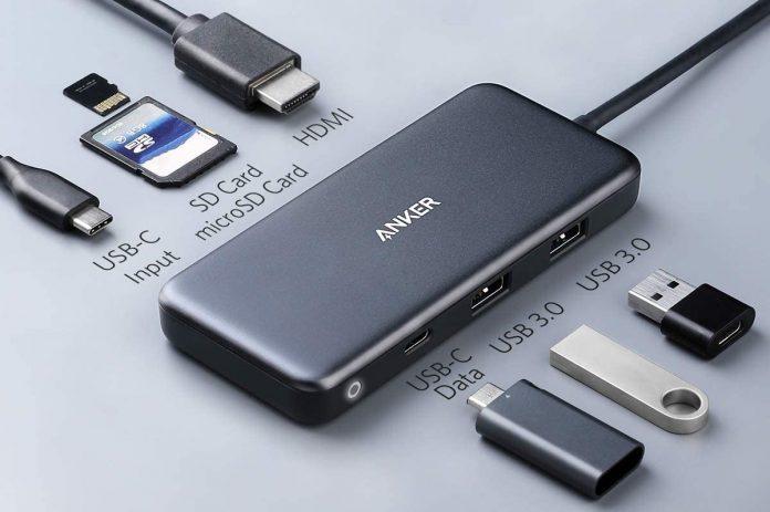 Anker PowerExpand+ 7-in-1 USB C Hub