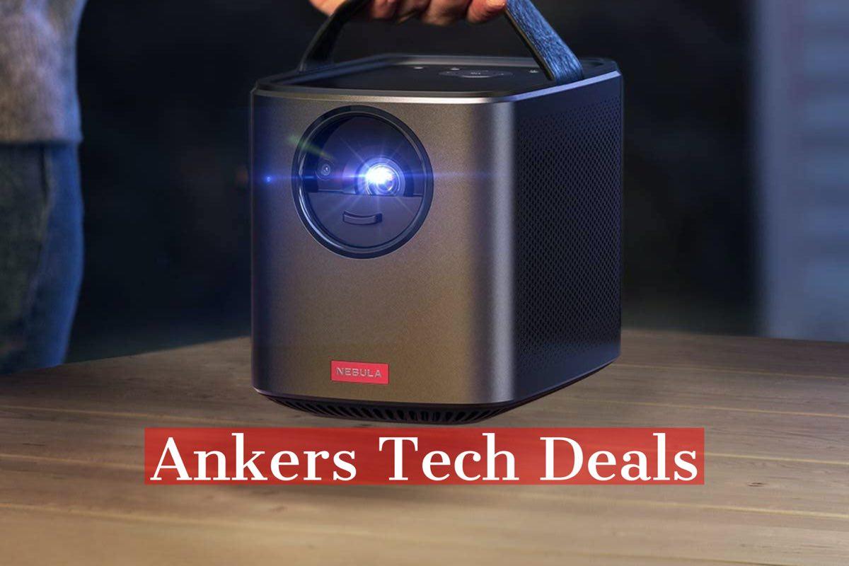 Anker Tech Deals