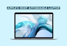 Apple 2020 MacBook Air