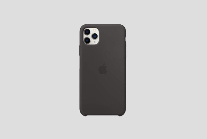 Apple Silicone Case (for iPhone 11 Pro Max)