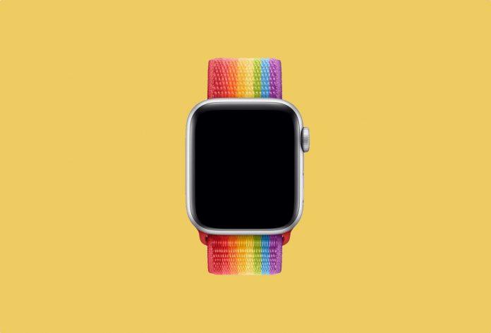 Apple Watch Sport Loop (44mm) - Pride Edition