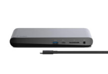 Belkin Thunderbolt 3 Dock Pro w: 2.6ft Thunderbolt 3 Cable