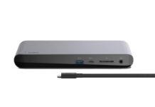 Belkin Thunderbolt 3 Dock Pro w: 2.6ft Thunderbolt 3 Cable