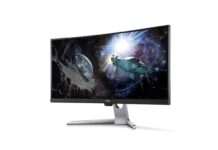 BenQ EX3501R 21-9 Ultrawide Curved QHD Monitor