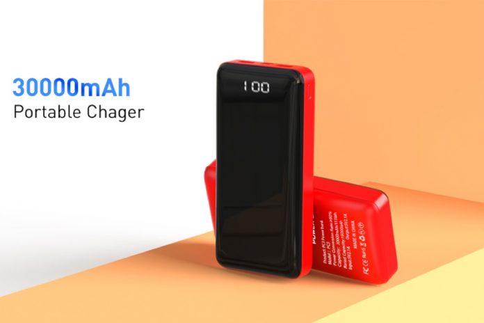 Bextoo 30000mAh Portable Power Bank