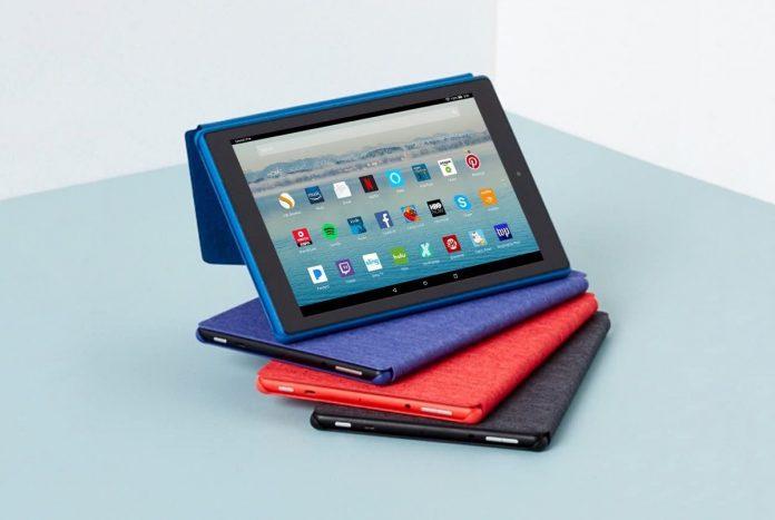 Certified Refurbished Fire HD 10 Tablet