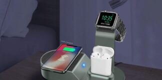Deszon Wireless Charger For Apple Device