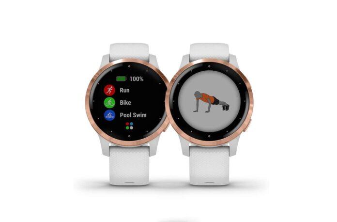 Garmin vivoactive 4S, Smaller-Sized GPS Smartwatch