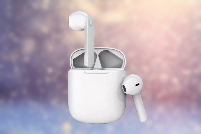 Idudu True Wireless Bluetooth Earbuds with Charging Case