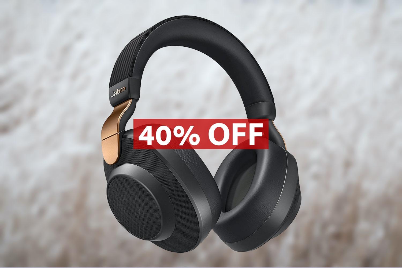 Jabra Elite 85h Wireless Noise-Canceling Headphones-min