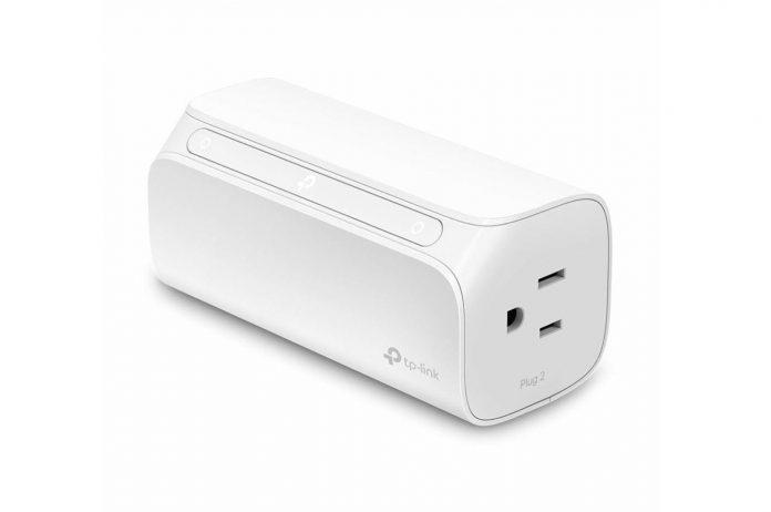 Kasa Dual Outlet Smart Home Wi-Fi Socket