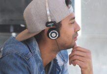 Koss Porta Pro On Ear Headphones with Case, Black : Silve