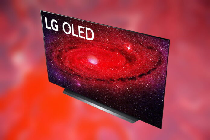 LG OLED55CXPUA Alexa Built-In CX 55 4K Smart OLED TV (2020) -min