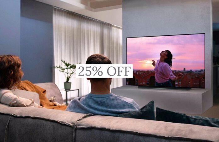 LG OLED55CXPUA Alexa Built-In CX 55 4K Smart OLED TV