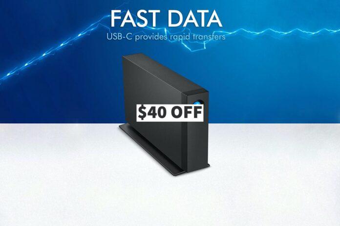LaCie d2 Professional 4TB External Hard D
