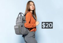 Lovenook 15.6 Laptop Backpack