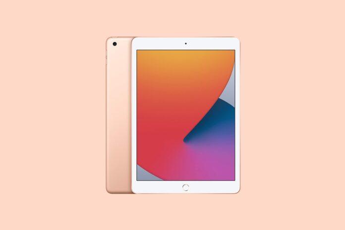 New Apple iPad (10.2-inch, Wi-Fi, 32GB) - Gold (Latest Model, 8th Generation)