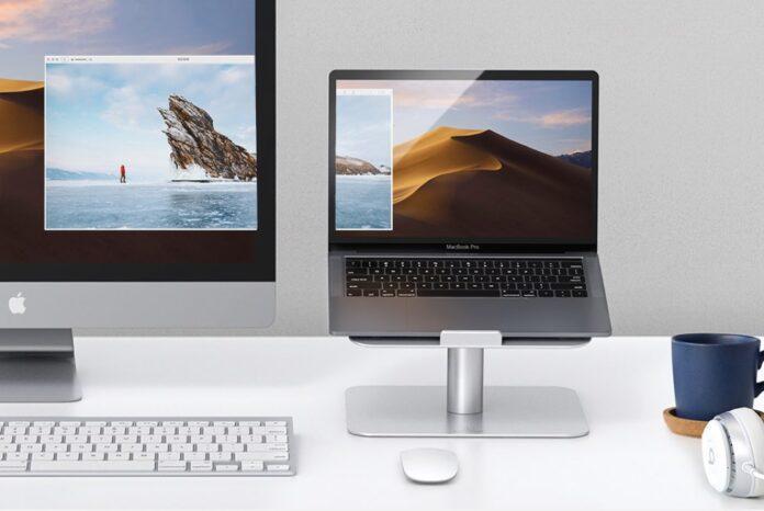 Swivel Laptop Stand