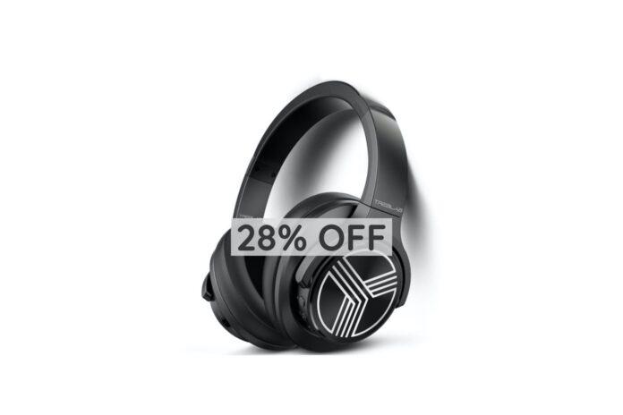 TREBLAB Z2 | Over Ear Workout Headphones