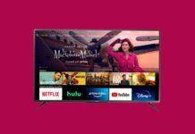 Toshiba TF-32A710U21 32-inch Smart HD TV - Fire TV Edition