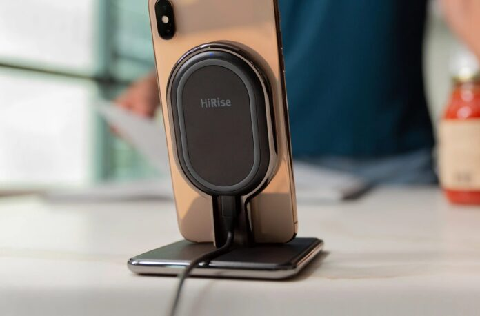 Twelve South HiRise Wireless Fast Charger