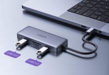 VAVA 8 in 1 USB C Hub