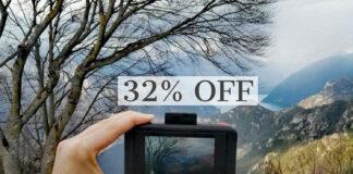 Zink Polaroid SNAP Touch 2.0 – 13MP Portable Instant Print Digital Photo Camera