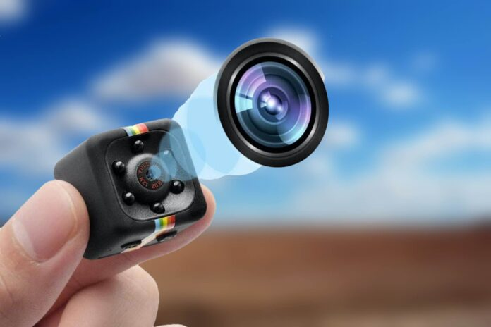 1080P Wireless Mini Spy Camera