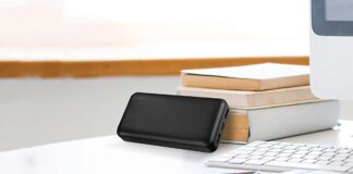 2-Pack Miady 20000mAh Portable Charger Power Bank
