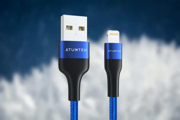 ATUMTEK iPhone Charger Cable