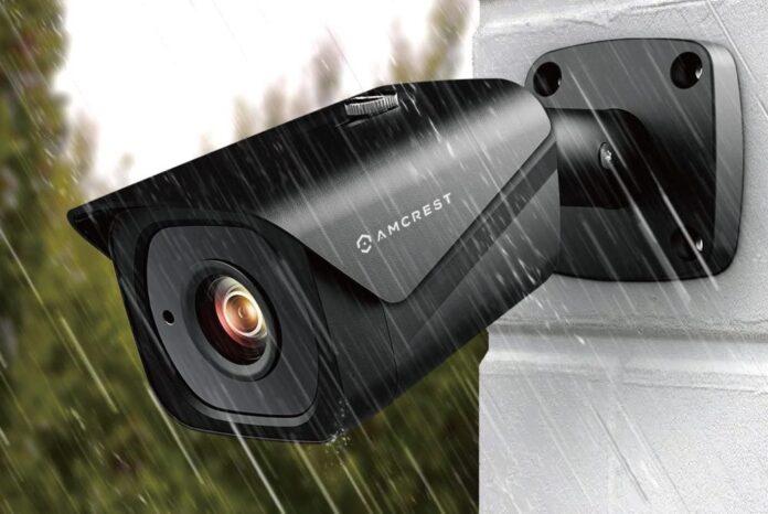 Amcrest UltraHD 4K (8MP) Outdoor Bullet POE IP Camera