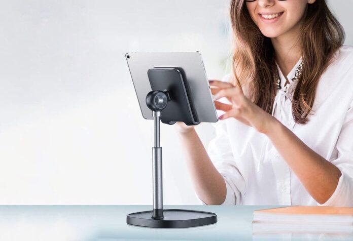 Angle Height Adjustable LISEN Phone Stand