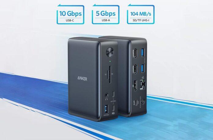 Anker 13 in 1 USB-C Docking Station