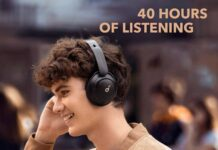 Anker Life Q30 Hybrid Active Noise Cancelling Headphones