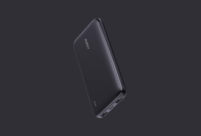 Aukey 10000mAh Portable Charger