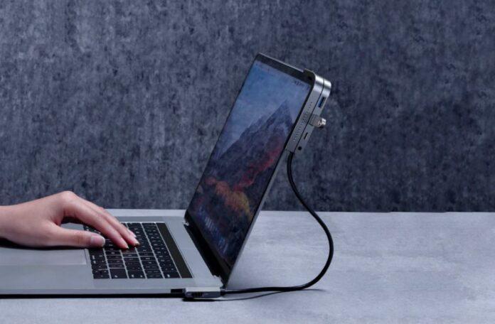 Baseus 6-in-1 Aluminum iPad Pro Dongle USB Type-C Adapter