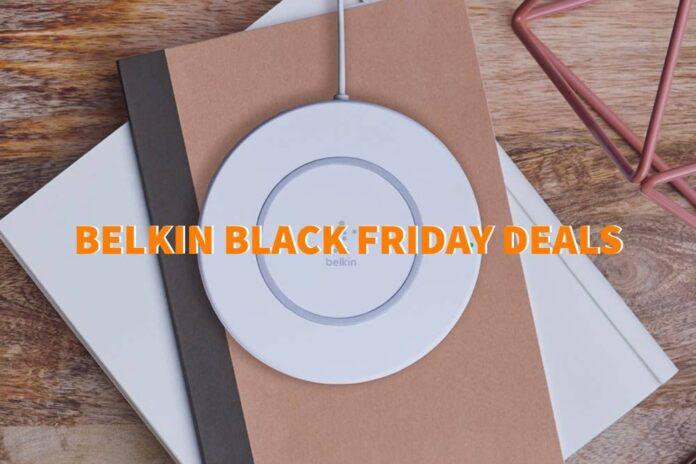 Belkin Black Friday Deals