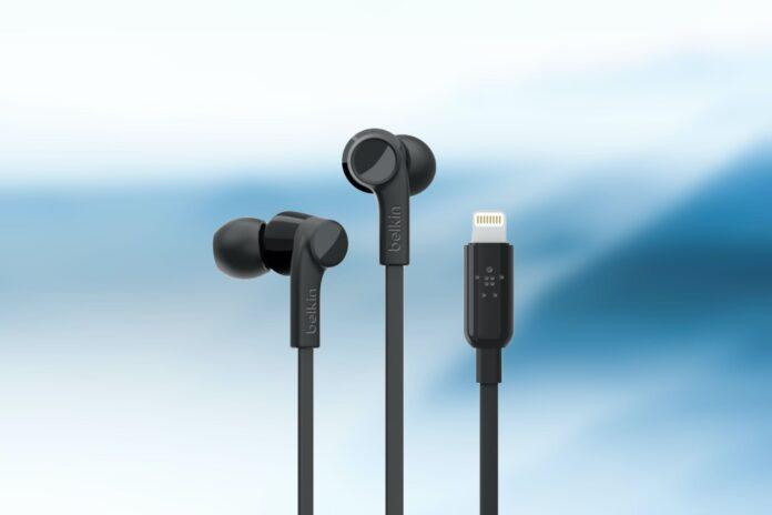 Belkin In-Ear Lightning Headphones