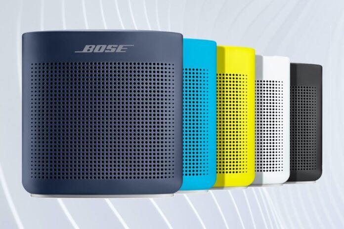 Bose SoundLink Color Bluetooth Speaker II -