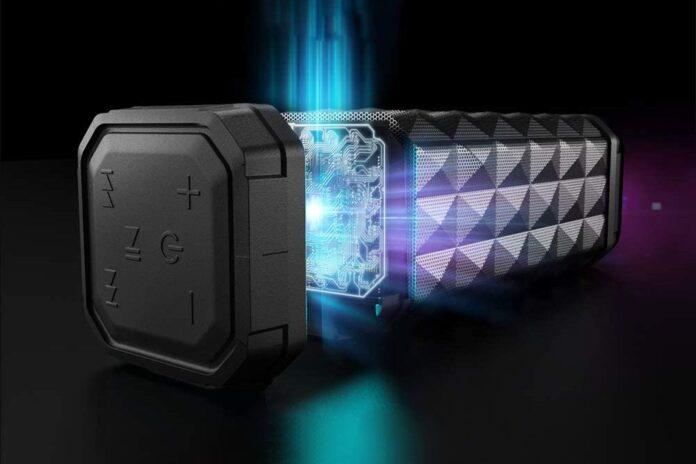 Bugani M99 Portable Bluetooth Speaker