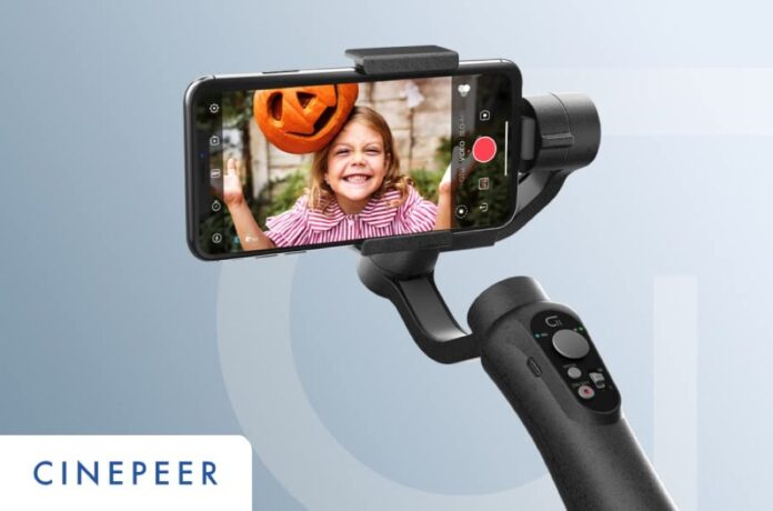 CINEPEER Phone Gimbal
