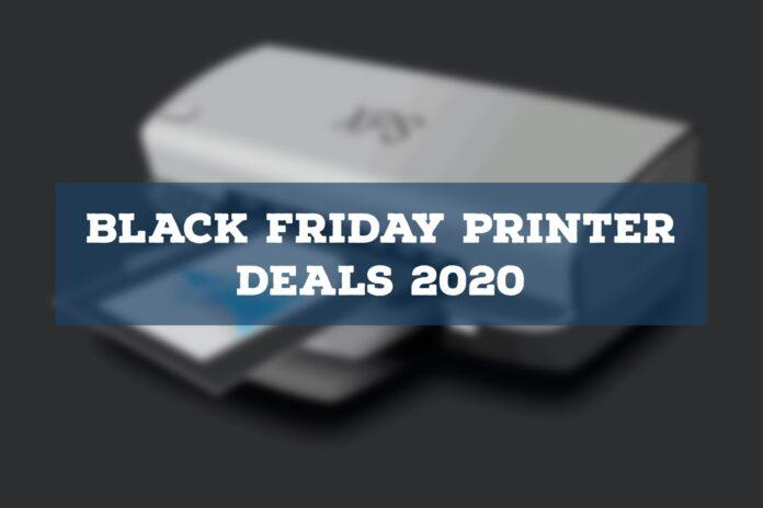 Cyber Monday 2020 Printer Deals