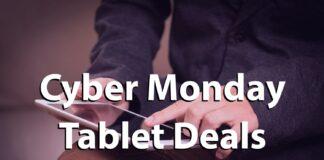 Cyber Monday 2020 Tablet Deals