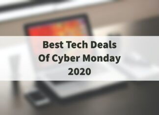 Cyber Monday Tech Deals 2020