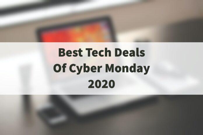 Cyber Monday Tech Deals 2020