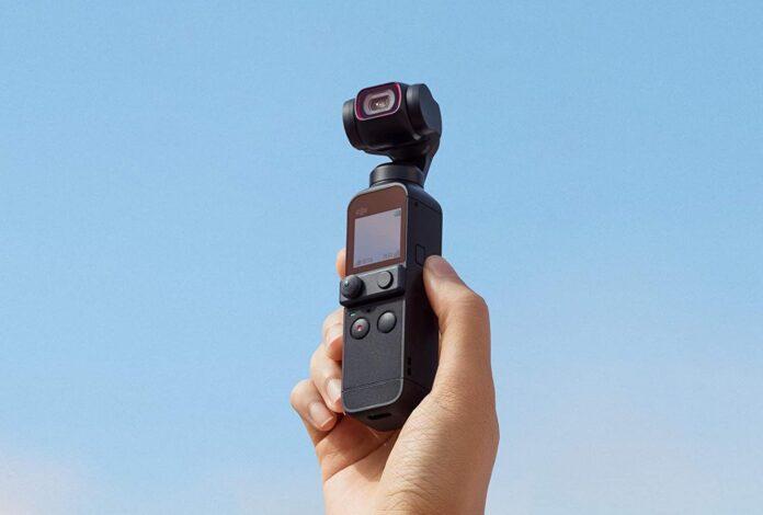 DJI Pocket 2 - Handheld 3-Axis Gimbal Stabilizer